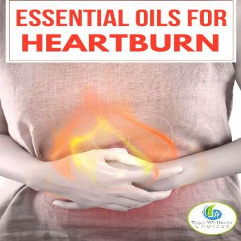 Essential Oils for Heartburn Relief - Instant Natural Remedies! Looking for instant heartburn relie
