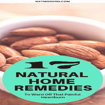 Natural Homemade Remedies for Heartburn Relief