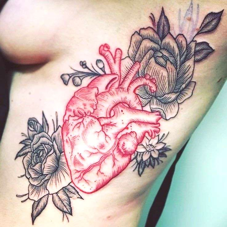 39 Best Heart Tattoo Design Ideas To Look More Cool