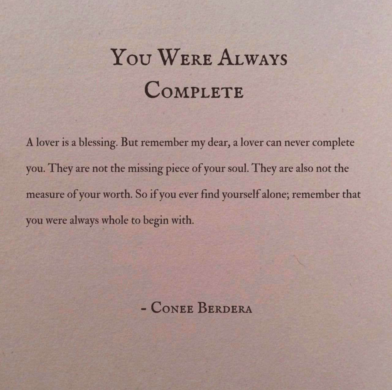 Conee Berdera -Poetry by Conee Berdera -  10 of the best letting go quotes to help you move on with