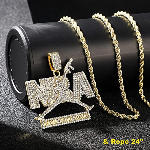 HH Bling Empire Iced Out NBA Never Broke Again Youngboy