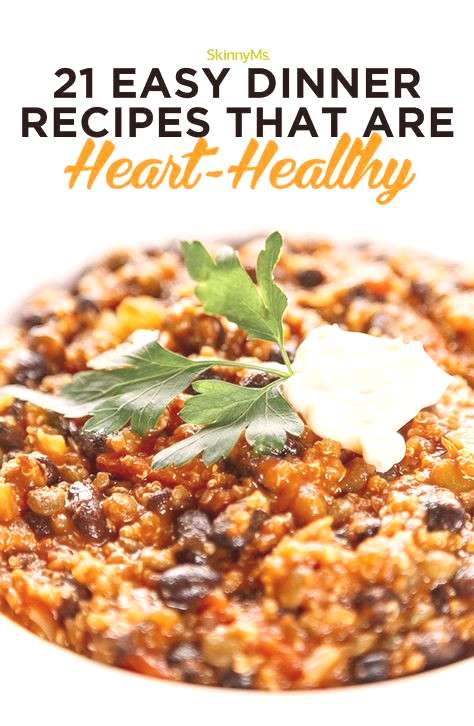 It doesn't matter which diet or wellness plan you're following: eating heart-healthy foods is b