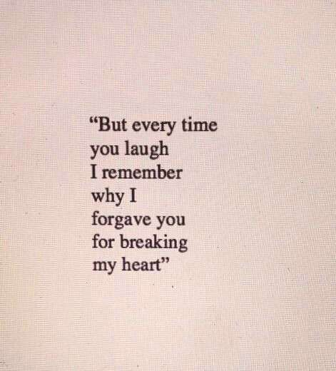 remember why I forgave you… -I remember why I forgave you… -  Don't get your hopes up. on We He